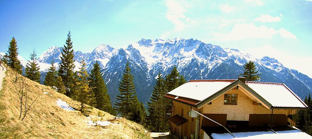 Wanderung Hoher Kranzberg